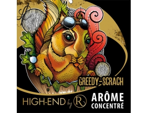 Arôme concentré GREEDY-SCRACH Revolute HIGH-END