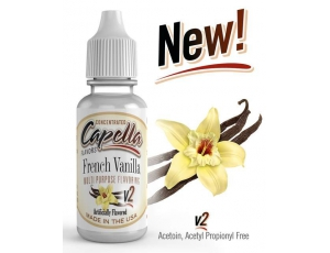 Arôme French Vanilla Capella V2