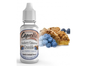 Arôme Blueberry Cinnamon Crumble Capella